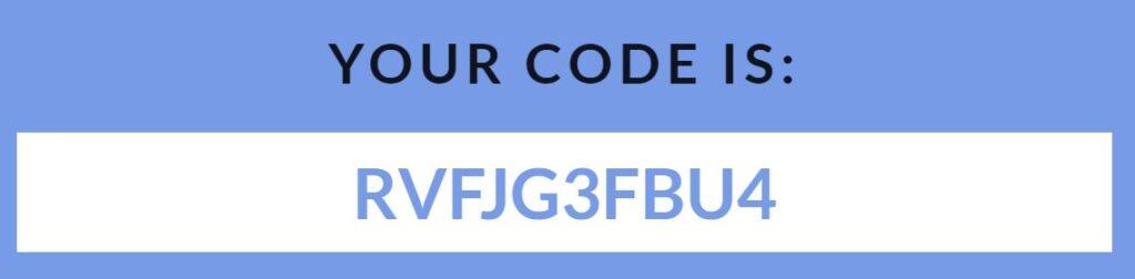 Roov referral code: RVFJG3FBU4